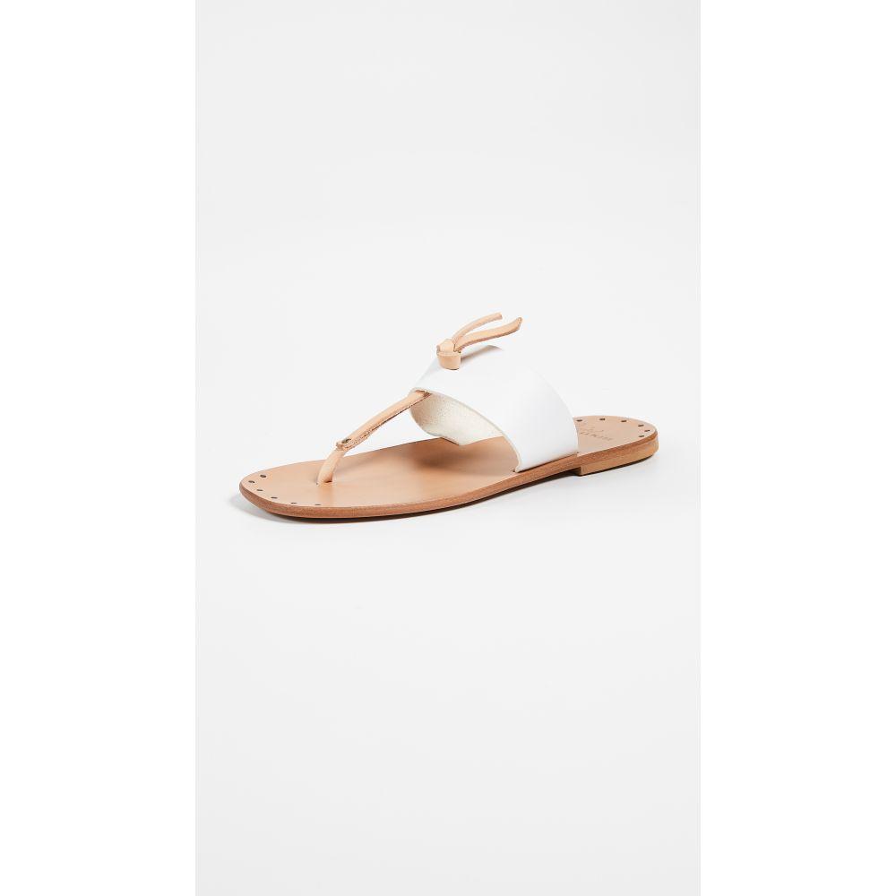 ジョア レディース シューズ・靴 サンダル・ミュール【Baeli Sandals】White