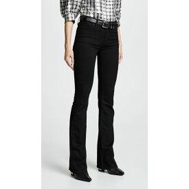 ハドソン Hudson レディース ボトムス・パンツ ジーンズ・デニム【Drew Mid Rise Bootcut Jeans】Black