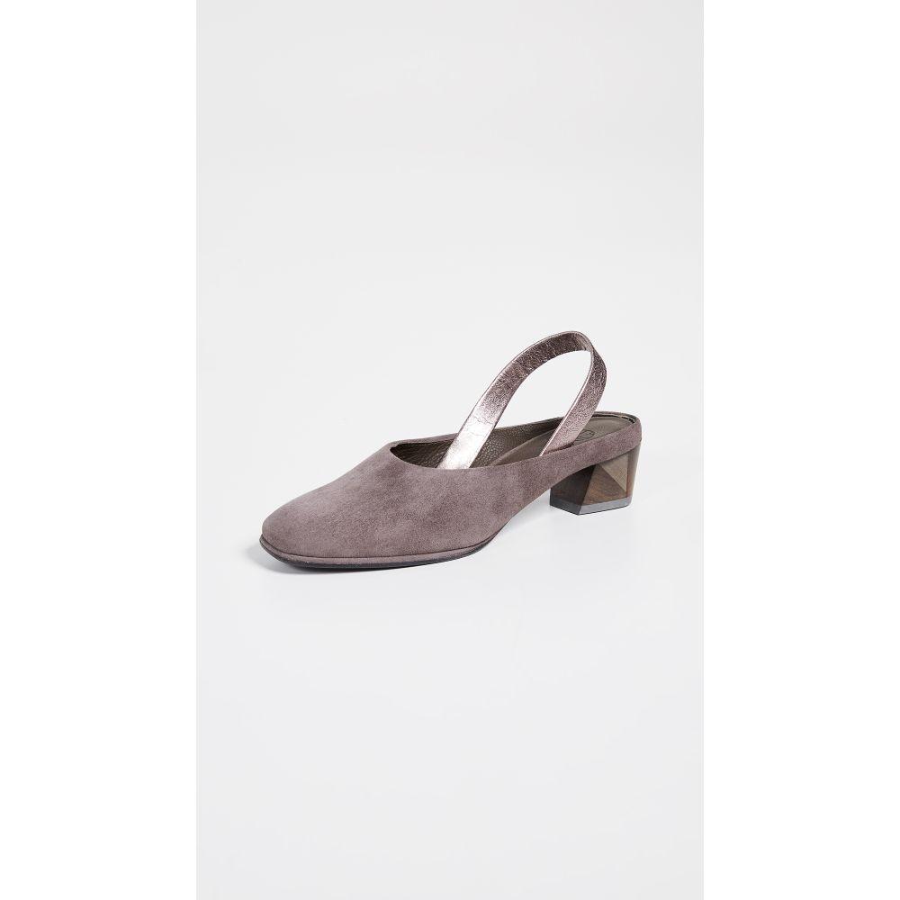 コクリコ Coclico Shoes レディース シューズ・靴 パンプス【Kiko Slingback Pumps】Grey/Purple/Metallic