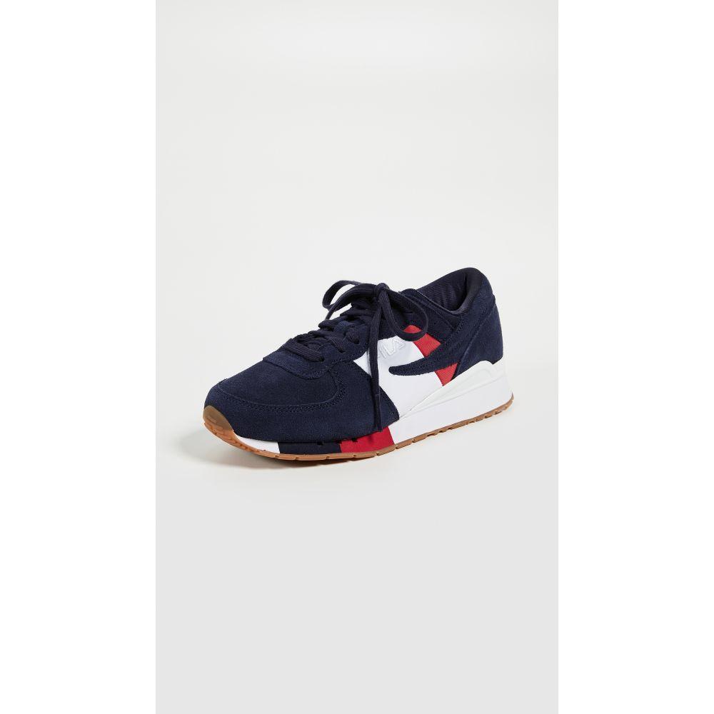 フィラ Fila レディース ランニング・ウォーキング シューズ・靴【Original Running Chaira Sneakers】Navy