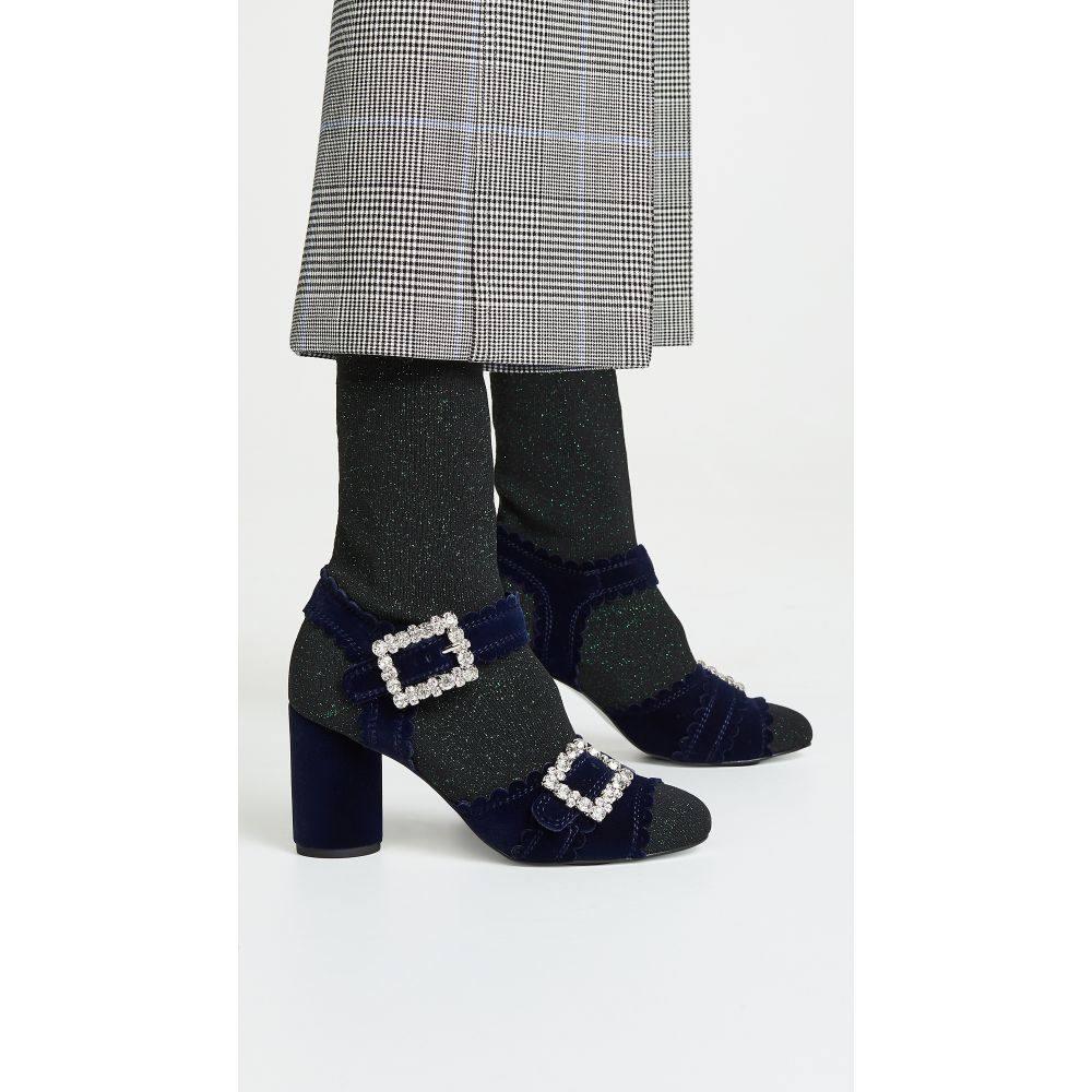 シューコンマボニー Suecomma Bonnie レディース シューズ・靴 サンダル・ミュール【Glitter Sock Sandals】Green