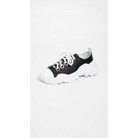 ヌメロ ヴェントゥーノ No. 21 レディース ランニング・ウォーキング シューズ・靴【Running Billy Sneakers】Black