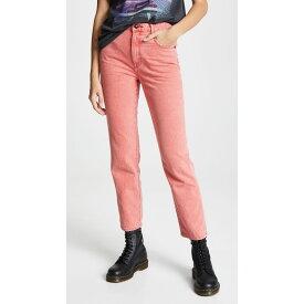 アレキサンダー ワン Denim x Alexander Wang レディース ボトムス・パンツ ジーンズ・デニム【Cult Jeans】Red