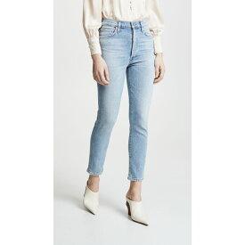 シチズン オブ ヒューマニティ Citizens of Humanity レディース ボトムス・パンツ ジーンズ・デニム【Olivia Crop High Rise Slim Ankle Jeans】Renew