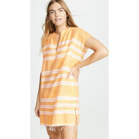 レムレム Lemlem レディース 水着・ビーチウェア ビーチウェア【Doro Tunic Dress】Gold