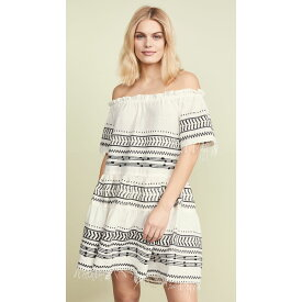 レムレム Lemlem レディース 水着・ビーチウェア ビーチウェア【Maya Off Shoulder Dress】Ivory