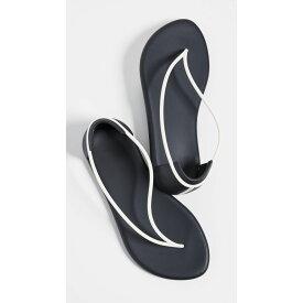 イパネマ Ipanema レディース シューズ・靴 サンダル・ミュール【Philippe Starck Thing N II Sandals】Black/White