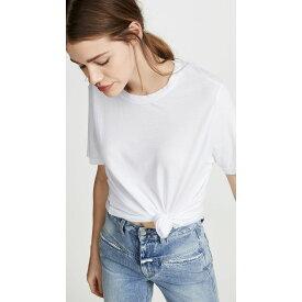 コットンシチズン Cotton Citizen レディース トップス Tシャツ【Sydney T-Shirt】White