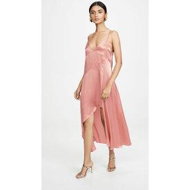 ルカシャ Le Kasha レディース ワンピース・ドレス ワンピース【Asymetrical dress】Pink