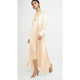 ルカシャ Le Kasha レディース ワンピース・ドレス ワンピース【Long Sleeve Dress】Cream