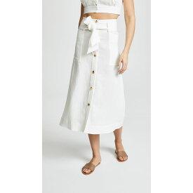 ルカシャ Le Kasha レディース スカート【Giza Skirt】Cream