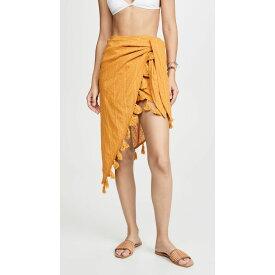 ミンクピンク MINKPINK レディース ビーチウェア スカート 水着・ビーチウェア【Shady Sarong Skirt】Must