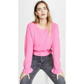 ミンクピンク MINKPINK レディース ニット・セーター トップス【Nora Crop Sweater】Pink