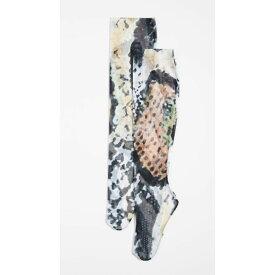 ウォルフォード Wolford レディース ソックス インナー・下着【Scrunch Serpentes Socks】Reptile Print
