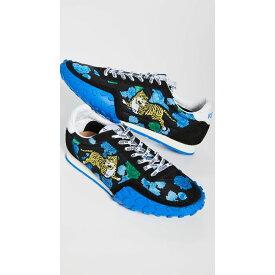 ケンゾー KENZO レディース スニーカー ローカット シューズ・靴【Kenzo Move Low Top Sneakers】Cobalt
