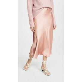 ルカシャ Le Kasha レディース ロング・マキシ丈スカート スカート【Long Skirt】Pink