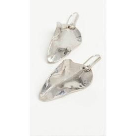 マルニ Marni レディース イヤリング・ピアス ジュエリー・アクセサリー【Metallic Earrings】Palladium