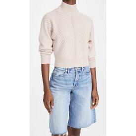 ルカシャ Le Kasha レディース ニット・セーター トップス【Cashmere Madera Sweater】Dusty Pink