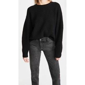 ルカシャ Le Kasha レディース ニット・セーター トップス【Turin Sweater】Black