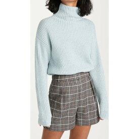 ルカシャ Le Kasha レディース ニット・セーター トップス【Verbier Sweater】Light Blue