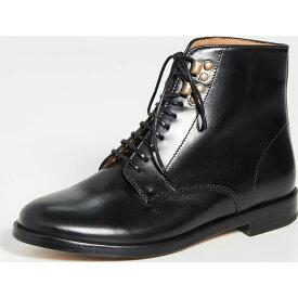 アーペーセー A.P.C. レディース ブーツ シューズ・靴【Frances Boots】Black
