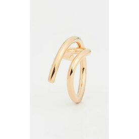 マルニ Marni レディース 指輪・リング ジュエリー・アクセサリー【Metallic Ring】Gold