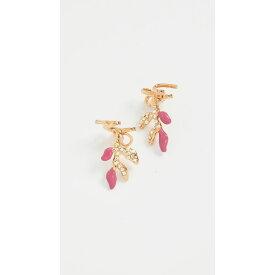 マルニ Marni レディース イヤリング・ピアス ジュエリー・アクセサリー【Enamelled Metal Earrings】Fuchsia