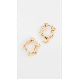 マルニ Marni レディース イヤリング・ピアス ジュエリー・アクセサリー【Metallic Earrings】Gold