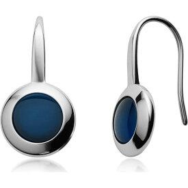 スカーゲン Skagen レディース イヤリング・ピアス ジュエリー・アクセサリー【SKJ1195040 Sea glass Earring】Silver