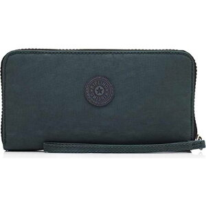 キプリング KIPLING レディース 財布 【Blue Alia Zip Around Wallet】Navy Blue