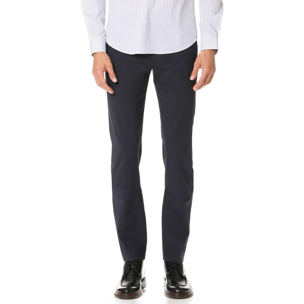 セオリー メンズ ボトムス トラウザーズ【Jake FF Tropical Suit Trousers】Navy
