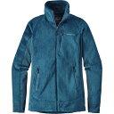 パタゴニア Patagonia レディース アウター ジャケット【R2 Fleece Jacket】Big Sur Blue