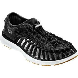 キーン KEEN メンズ シューズ・靴 サンダル【Uneek O2 Sandal】Black/Harvest Gold