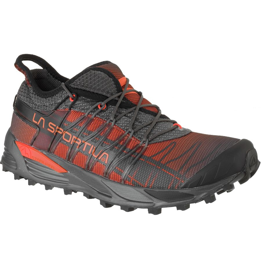 ラスポルティバ La Sportiva メンズ ランニング シューズ・靴【Mutant Running Shoe】Carbon/Flame