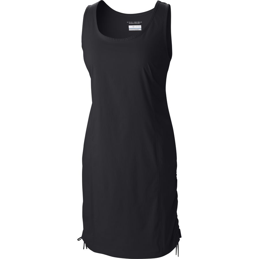 コロンビア Columbia レディース トップス ワンピース【Anytime Dress】Black