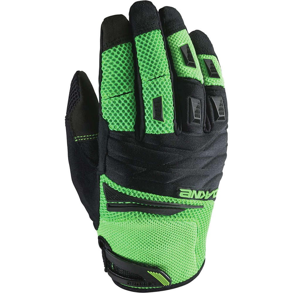 ダカイン DAKINE メンズ サイクリング グローブ【Cross X Glove】Summer Green