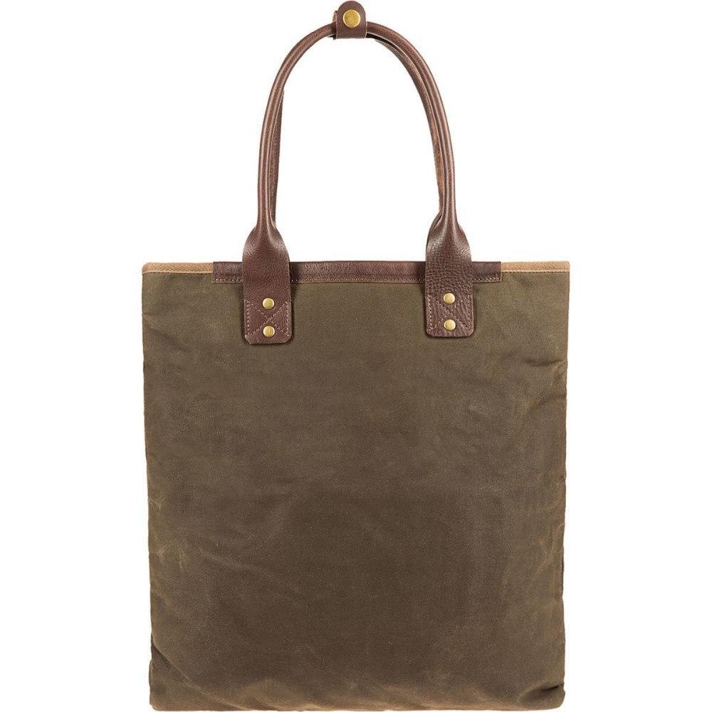 ウィルレザーグッズ Will Leather Goods レディース バッグ トートバッグ【Cooper Spur Tote Bag】Olive