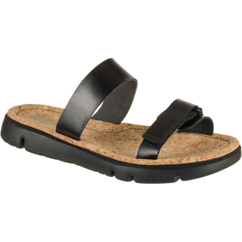 カンペール Camper レディース シューズ・靴 サンダル【Oruga Sandal】Black