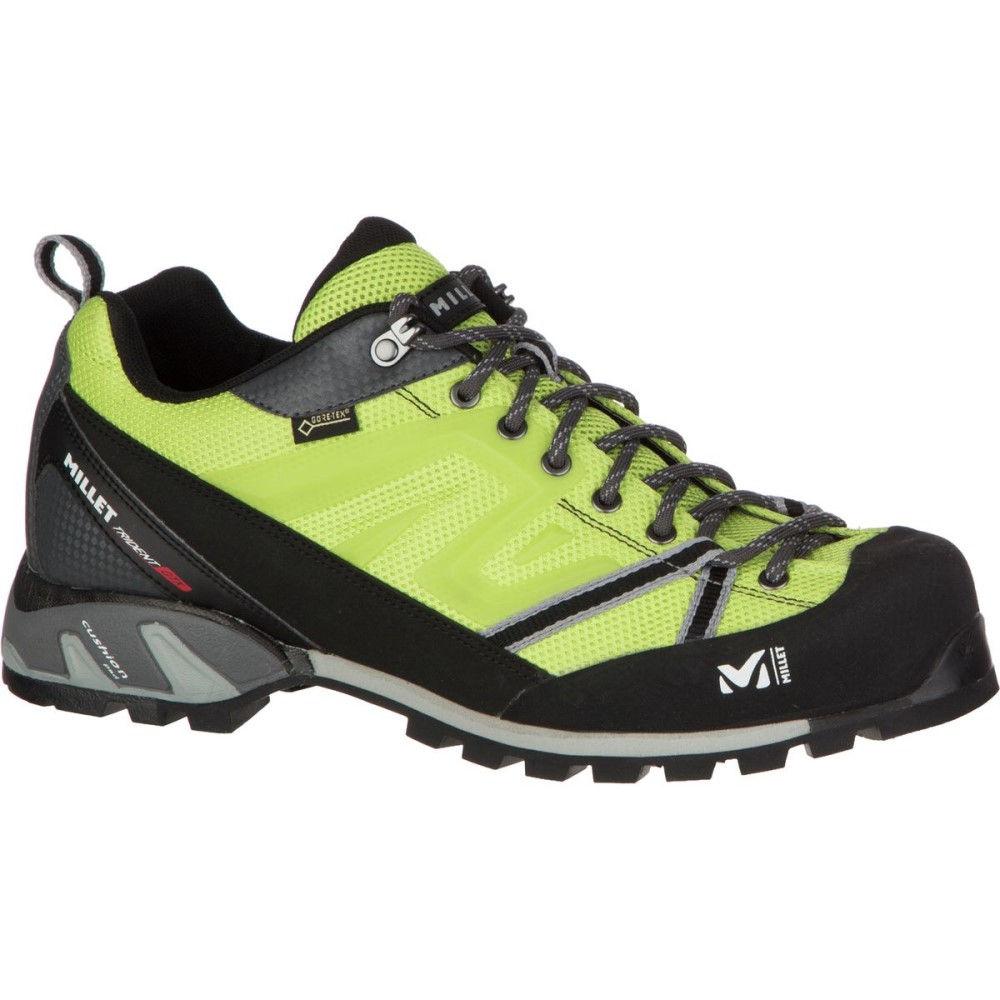 ミレー Millet メンズ ハイキング シューズ・靴【Trident GTX Approach Shoes】Acid Green