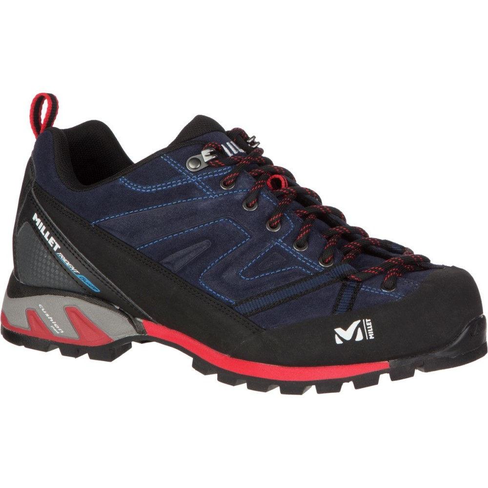 ミレー Millet メンズ ハイキング シューズ・靴【Trident Guide Approach Shoes】Saphir/Rouge