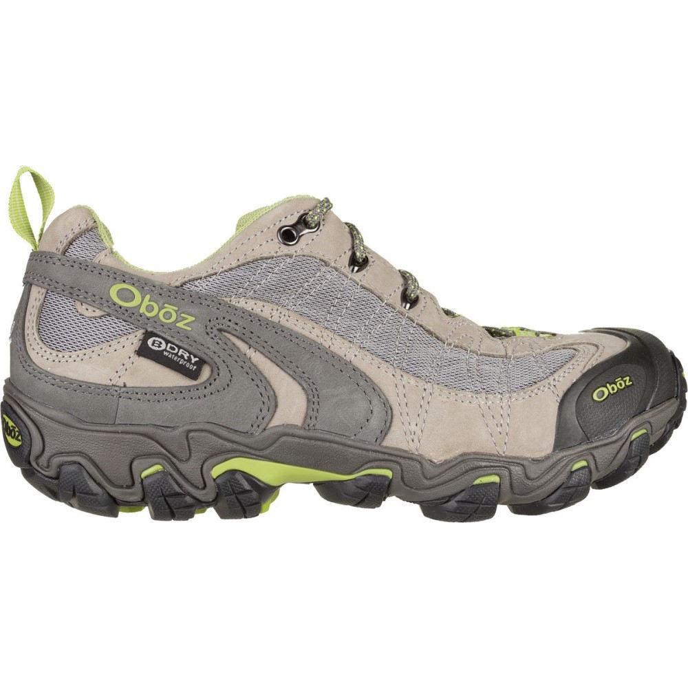 オボズ Oboz レディース ハイキング シューズ・靴【Phoenix Low Hiking Shoe】Driftwood