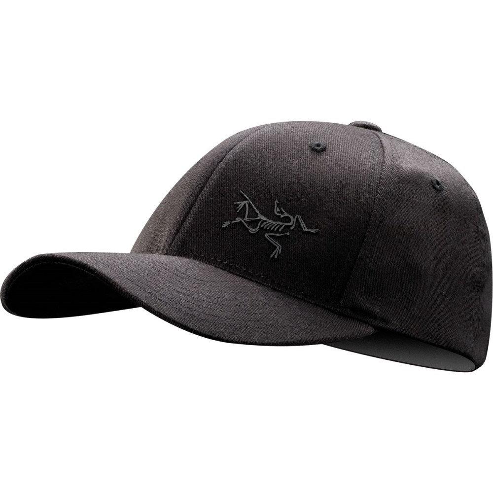 アークテリクス Arc'teryx メンズ 帽子 キャップ【Bird FlexFit Hat】Black