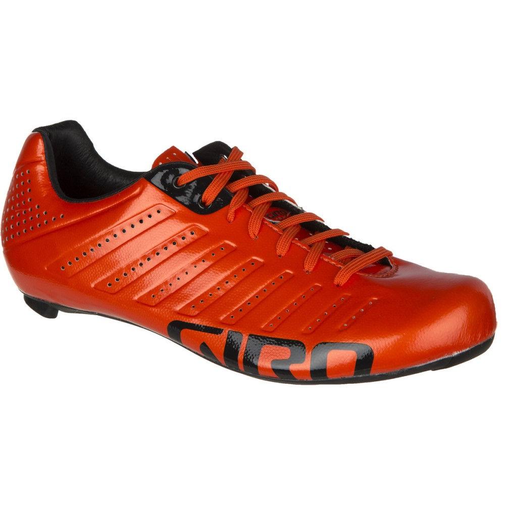 ジロ Giro メンズ サイクリング シューズ・靴【Empire SLX Shoes】Anodized Glowing Red/Black