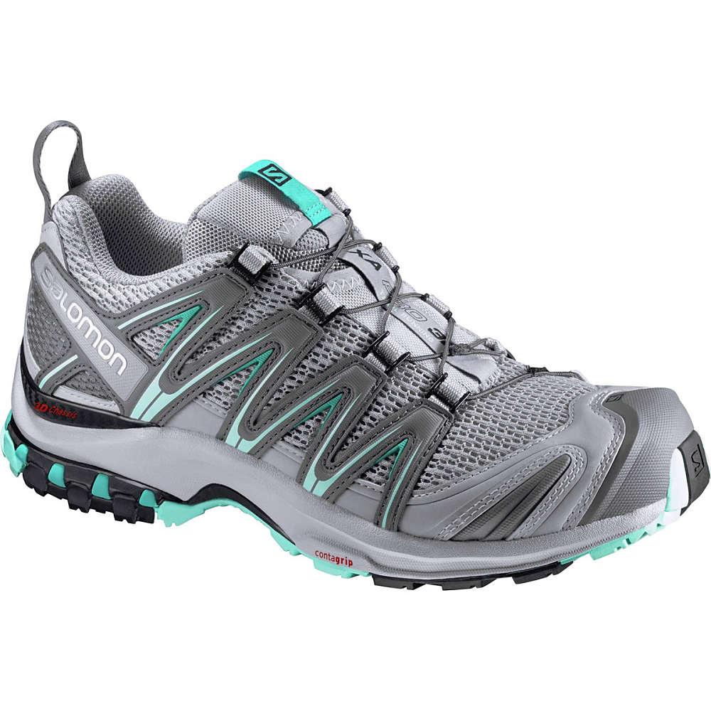 サロモン レディース ランニング・ウォーキング シューズ・靴【XA Pro 3D Running Shoe】Quarry/Pearl Blue/Aruba Blue
