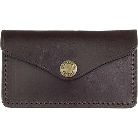 フィルソン レディース 財布【Snap Wallet】Brown