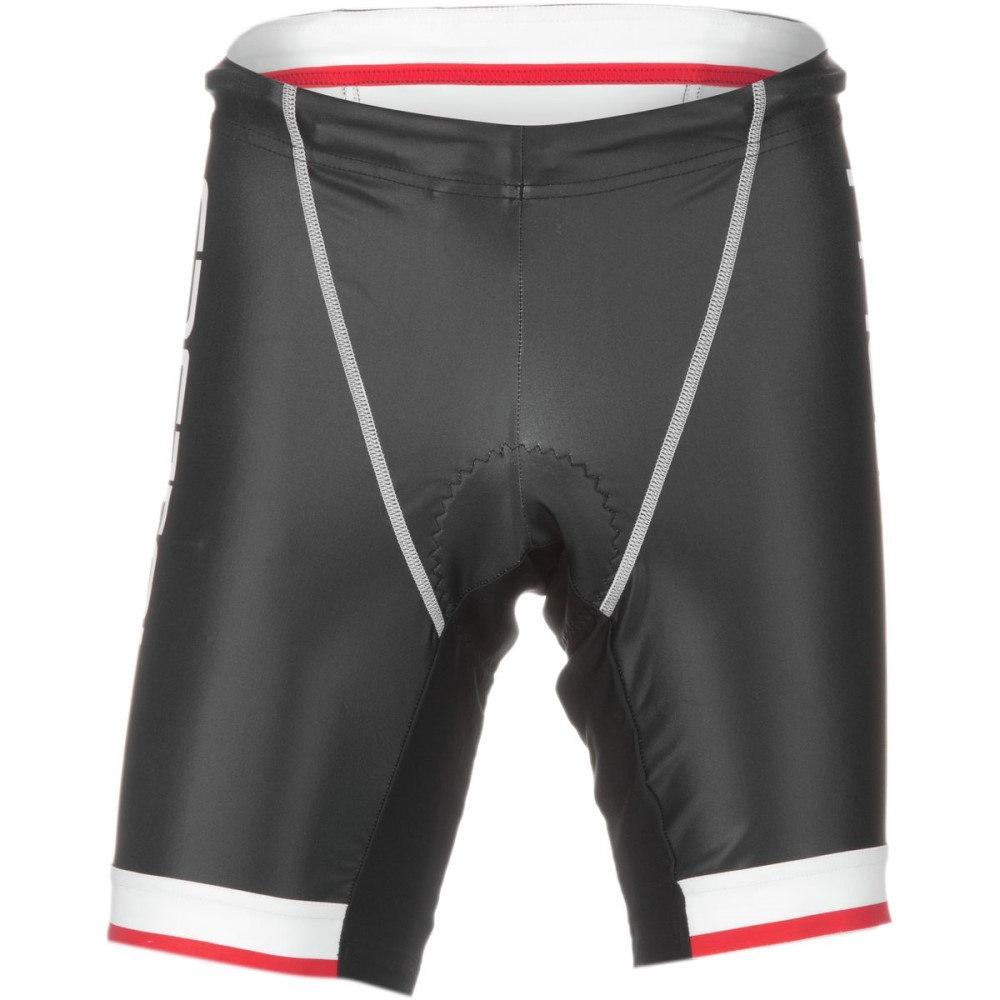 カステリ メンズ トライアスロン ボトムス・パンツ【Core Tri Shortss】Black/White
