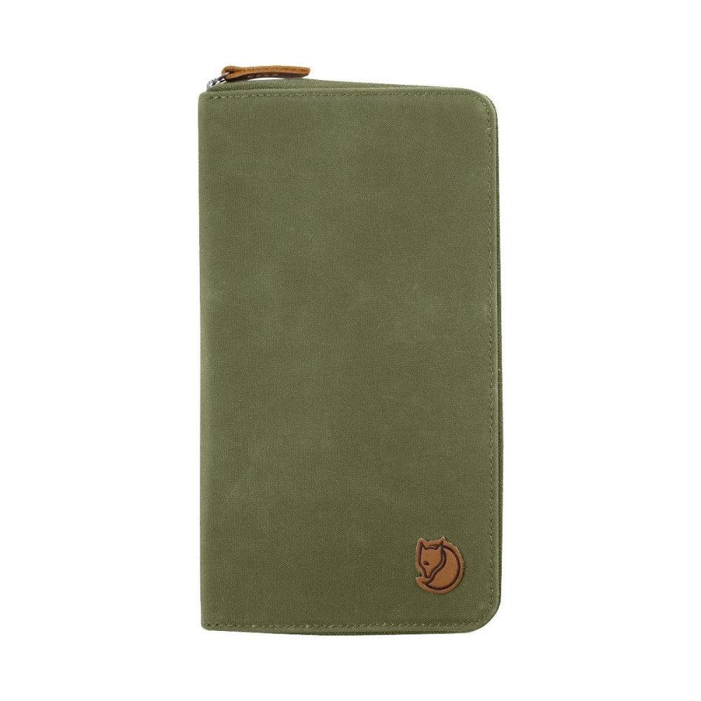フェールラーベン レディース 財布【Travel Wallet】Green