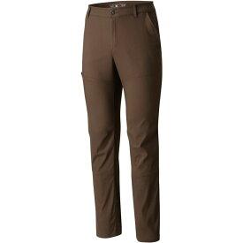 マウンテンハードウェア メンズ ボトムス・パンツ【Hardwear AP Pants】Tundra