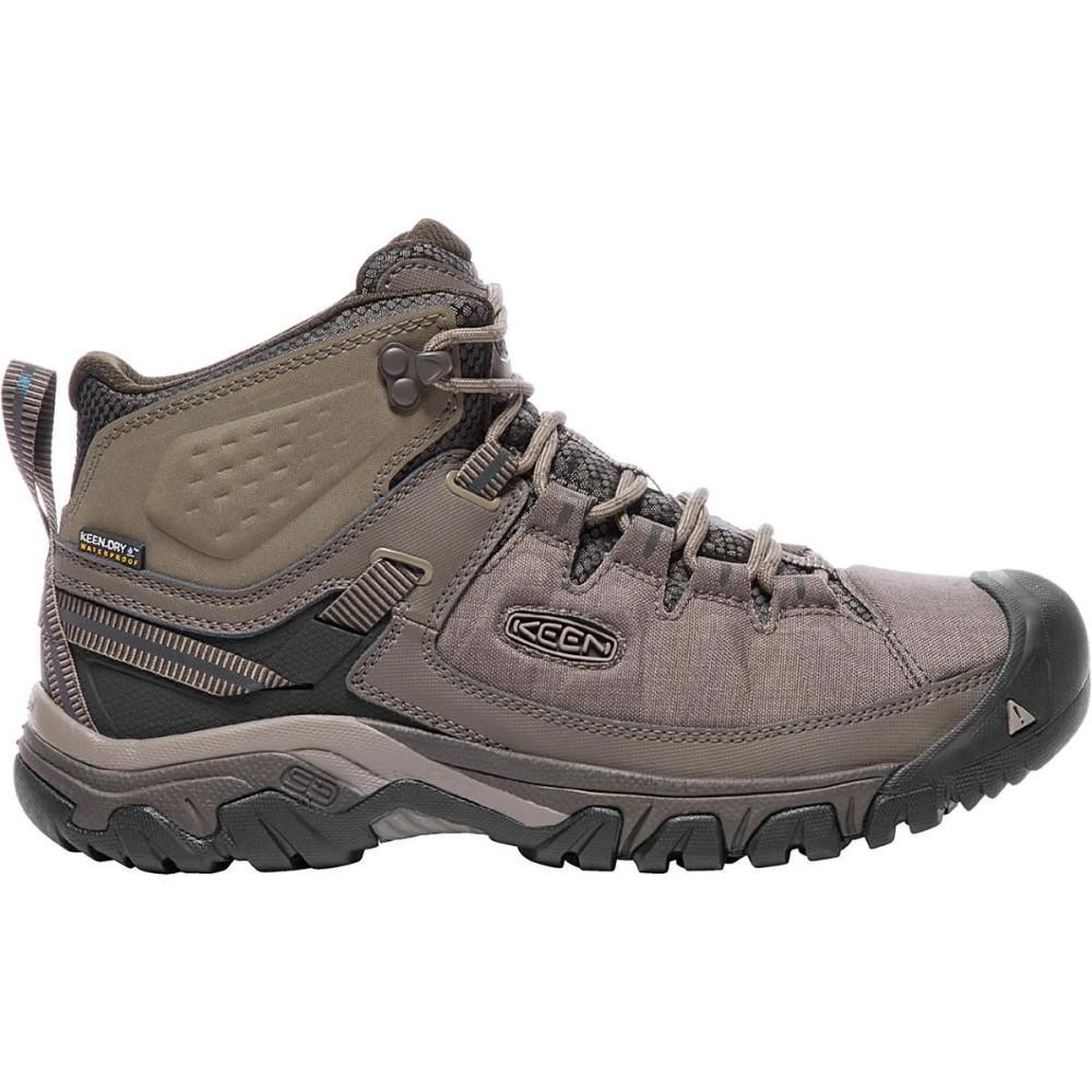 キーン メンズ ハイキング・登山 シューズ・靴【Targhee Exp Mid Waterproof Boots】Bungee Cord/Brindle