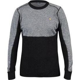 フェールラーベン メンズ トップス ニット・セーター【Bergtagen Woolmesh Sweaters】Grey